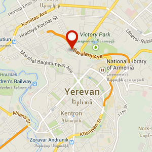 Kayaran Residential Complex Location